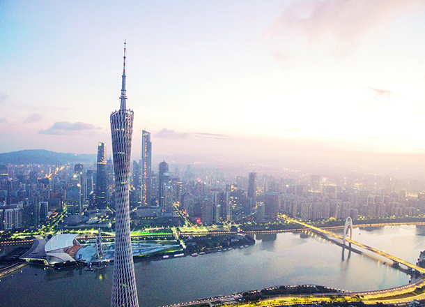 Guangzhou, an ideal city to start up your business