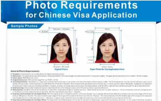 How To Apply For Chinese Visa And Visa Renewal 2017 Version