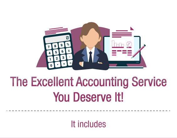 You deserve service from a qualified accountin