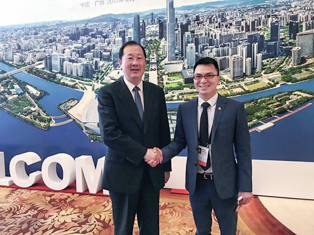 Mr. Ren Xuefeng